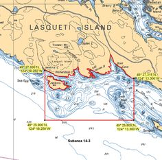 Fisheries & Oceans Canada - Pacific Region - Rockfish Conservation Areas