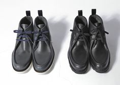Paraboot MUCY for sacai 2014AW
