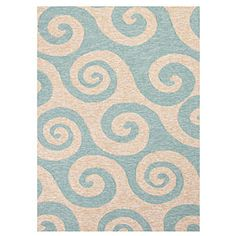 Awesome rug for my master bedroom!  Editors' Favorite Area Rugs | Making Waves | CoastalLiving.com