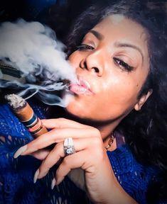 Cigars And Women, Smoking Ladies, Cigar Smoking, Cuba, Black Women, Smoke, Culture, Lady, Smoking