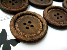 Hey, I found this really awesome Etsy listing at http://www.etsy.com/listing/77890909/large-wood-buttons-beautiful-swirls