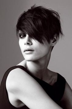 My 9 Favorite Short Haircuts For Spring 2014