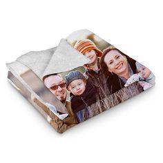 Custom Sherpa Blanket