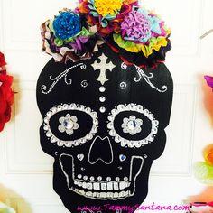 TammySantana.com: Dia de Los Muertos Crafty Blog Hop!