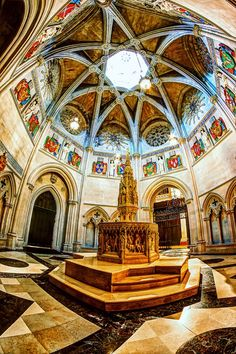 Beautiful The Cathedral of St John the Divine, New York United States