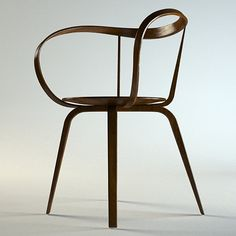 1952 - Pretzel Chair - George Nelson - Estados Unidos de América