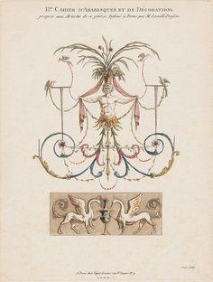 Nouvelle collection d'arabesques, 1810 l | Flickr: Intercambio de fotos