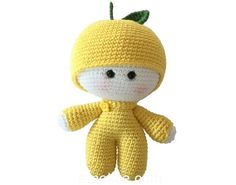Amigurumi Limon Bebek Yapılışı | Emekce.com