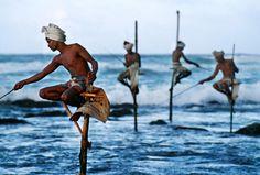 Steve McCurry :: Finding the Sublime / Weligama, Sri Lanka