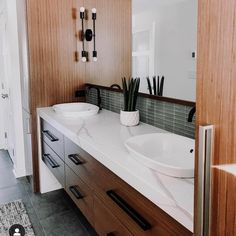 "Dutton Brown|The Lighting Guys on Instagram: ""Gorgeous bathroom remodel and our Scepter Sconce. 🤩"""