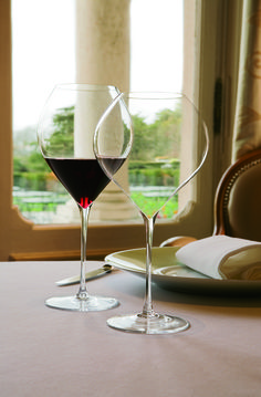 Lehmann Glass - Jamesse Grand Rouge & Grand Blanc - stunning!
