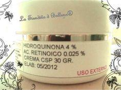 Tratamiento Para Manchas O Cicatrices Vit. C E Hidroquinona - $ 125,00