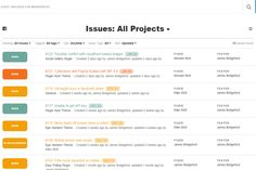 Issue Tracker WordPress Theme By Epic Plugins   http://www.frip.in/issue-tracker-wordpress-theme/