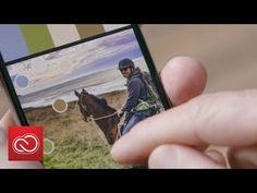 How to Use Adobe Capture CC | Adobe Creative Cloud - YouTube