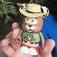 First Look at the Disneyland 60th Anniversary Series Mystery Chaser - Vinylmation World