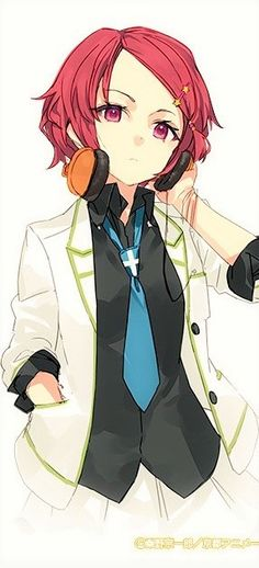 Musaigen no Phantom World | Myriad Colors Phantom World | Koito Minase | Anime | Character Design | Kyoto Animation | Sailormeowmeow