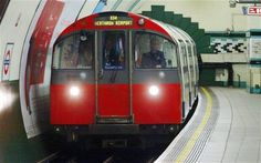 As London Underground drivers prepare to strike over pay, we reveal what they earn, alongside other lucrative job options for people who choose not to go to university London Transport, Public Transport, Rail Transport, London Underground Tube, Tube Train, Going To University, S Bahn, Things To Do In London, London Calling