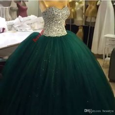 Sparkling Silver Crystal Quinceanera Dresses Girls Sweet 16 Major Beading Long Sweetheart Puffy Ball Gown Green Tulle Prom 2017 Quinceanera Dresses Vestidos De 15 Anos Quinceanera Dresses Custom Made Size Prom Dresses Online with $228.58/Piece on Beautyu's Store | DHgate.com