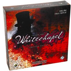 Letters from Whitechapel Game