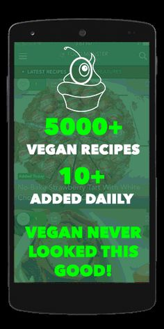 Quit Wasting Time on Google, We've Picked all the Best Recipes For You  One Green Planet  July 11, 2016  Food Monster vegan app