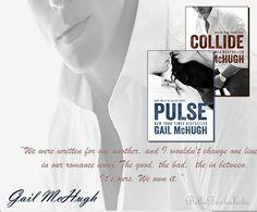 COLLIDE SERIES by Gail McHugh