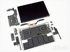 La nueva MacBook Pro no es para geeks DIY
