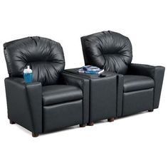 Have to have it. Brazil 2 Seater Child Theater Seat with Storage - $290.14 @hayneedle