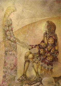 The Little Mermaid, Sulamith Wulfing