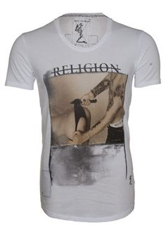 Cut the Knickers Tee by Religion clothing