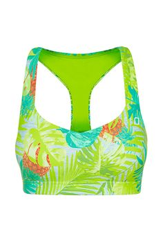 Tropicana Sports Bra | Medium Support Styles | Shop By Fit | Categories | Lorna Jane US Site