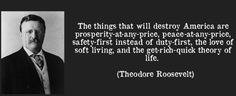 Theodore Roosevelt Lessons about Success and Happiness #Quotes #Success