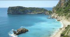 Beautiful Beach in Spain
