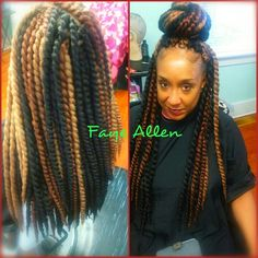 ... twists/braids on Pinterest Crochet braids, Havana and Crochet box