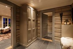 Bilderesultat for tyrilin stølsbrun House Bathroom, House Design, New Homes, House In The Woods, Cottage Inspiration, House Plans, Home, Cabin Homes, Wooden House