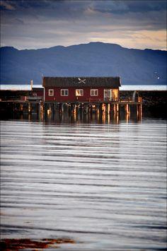 North of Norway, Ekkerøy, near Vadsø.