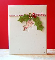 Layered Postmarks: Holiday...By:mypapersecret.blogspot