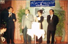 """Gala Novios 1995 Testigo Directo Tve1 avance. Reúne a todos los profesionales que atienden a todos los novios en un día en un solo lugar. """"O..."""