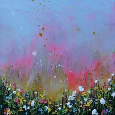 Spring' by Lee Herring. Original mixed media painting with a varnish glaze. We can't think of a better way to set the mood on a spring evening.Visit our website for more details. Spring Art, Buy Art Online, Mixed Media Painting, Cityscapes, Lovers Art, Insta Art, New Art, Glaze, Contemporary Art