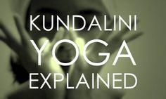 What Is Kundalini Yoga