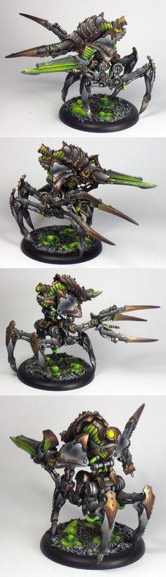 Warmachine Cryx Harrower Helljack