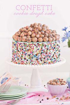 Cookie Dough Fudge, Cookie Dough Recipes, Chocolate Chip Cookie Dough, Cake Recipes, Dessert Recipes, Icing Recipes, Chocolate Tarts, Chocolate Desserts, Homemade Desserts