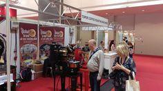 Toper Coffee Roasters, Coteca Coffee & Tea & Cocoa Global Industry Expo 2016  #toperroasters #coffeeroasters #coffee