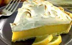 Lemon Pie Casero es una de las mas irresistibles, fáciles y rápidas recetas de postres sencillos que existen en la galaxia. ¡¡Atrévete a sorprender a todos!!