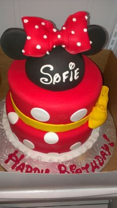 "Photo 23 of 38: Mickey Mouse Clubhouse or Minnie Mouse / Birthday ""Oh TWO-doles Sofie's CLubhouse Party!"" 