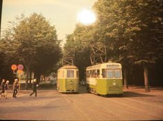 Tramway, Bus, Mode Of Transport, Old World Charm, Old Photos, Transportation, Cable, Street, Public Transport