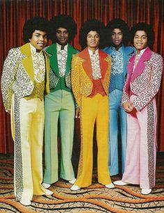 The Jackson 5, c. 1975