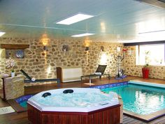 Wellness Stay at L'Enclos du Bien Etre Guesthouse and Spa in the heart of the Perigord Vert