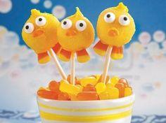 Just Ducky Lemonade Cake Pops