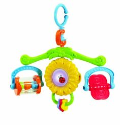 PlayGo Sunshine Music & Sound Mobile Musical for sale online Baby Playroom, Musical Mobile, Play N Go, Clothes Hooks, Baby Music, 3rd Baby, Infant Activities, Baby Bumps, Program Design