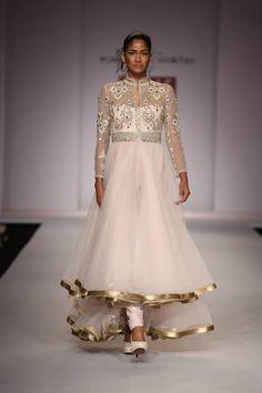 Rabani & Rakha Wills Lifestyle India Fashion Week S/S 2014